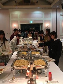 ホテル広島ガーデンパレス②