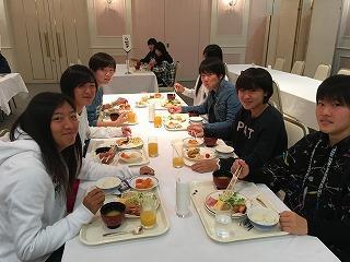 ホテル広島ガーデンパレス③